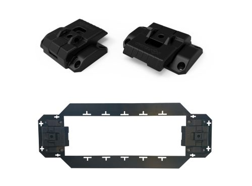 Duratough long base load-bin bracket set