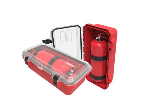 fire extinguisher box safeload
