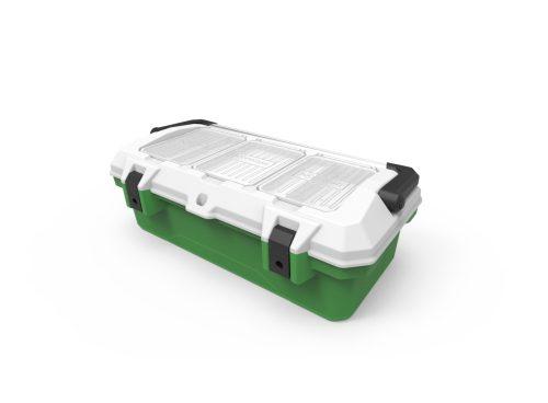 medical portable box closed