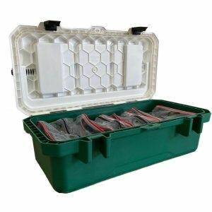 portable medical box with 5 bags