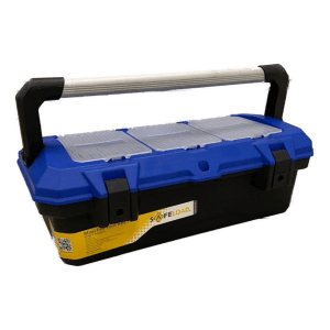 maxi pro toolbox blue handle