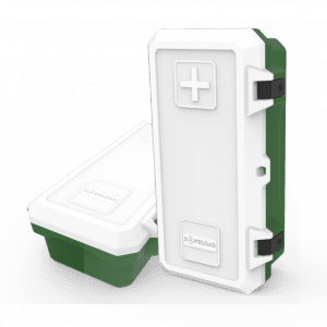 wall mount medical box